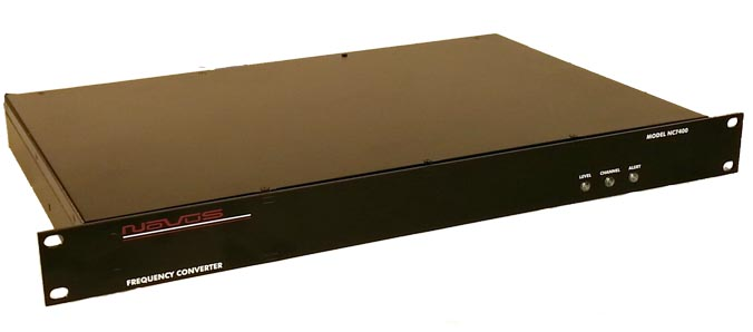 Dual Channel Low Cost Rubidium Reference NR2110-R Image