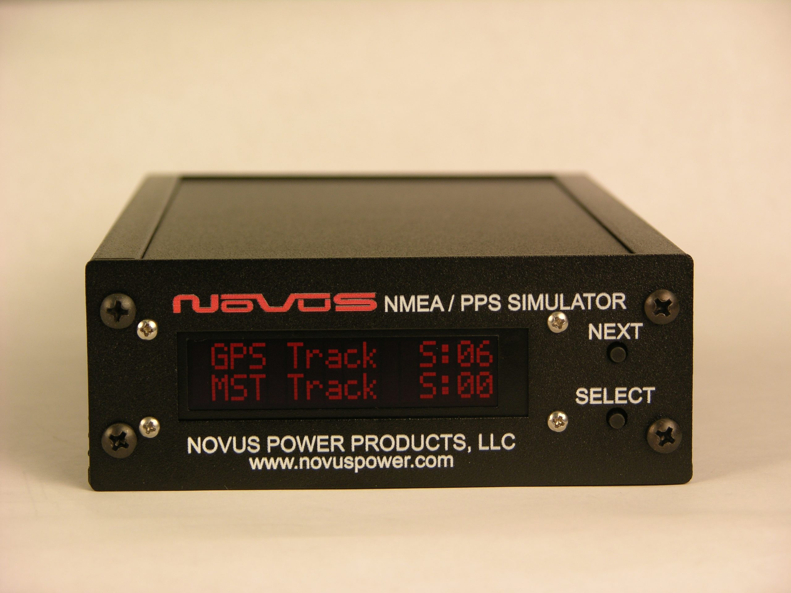 NMEA/PPS Source- with Selectable Timing Sources GNSS, Serial Data or OCXO Holdover Image